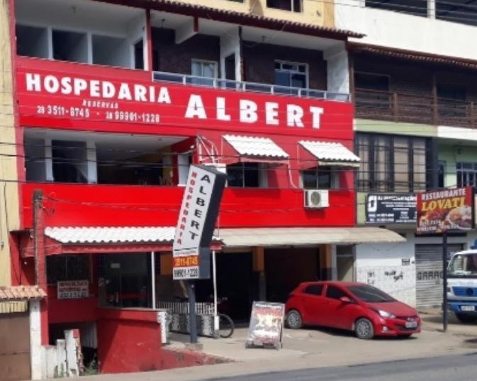 Hotel Hospedaria Albert