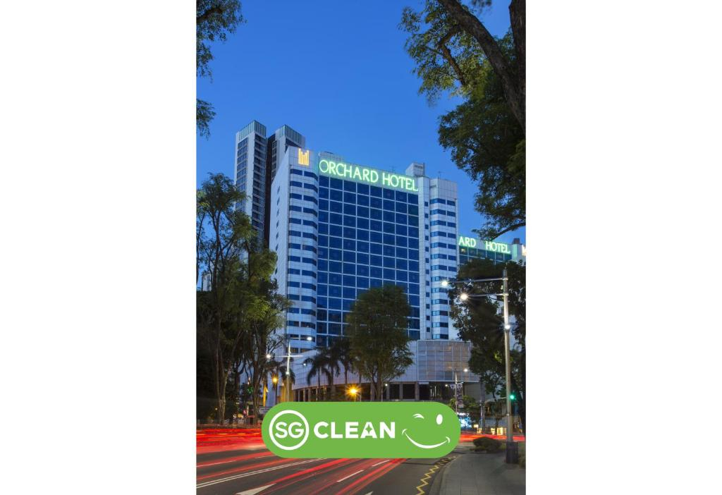 Orchard Hotel Singapore Sg Clean Staycation Approved Singapore Harga Terbaru 2020