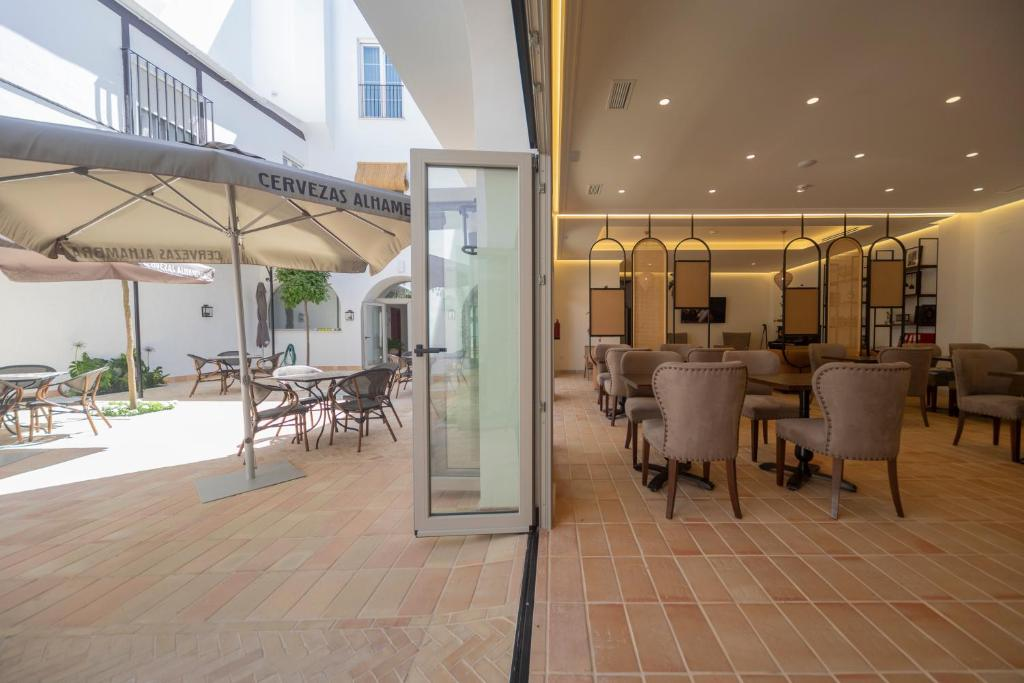 boutique hotels cadiz provinz  21