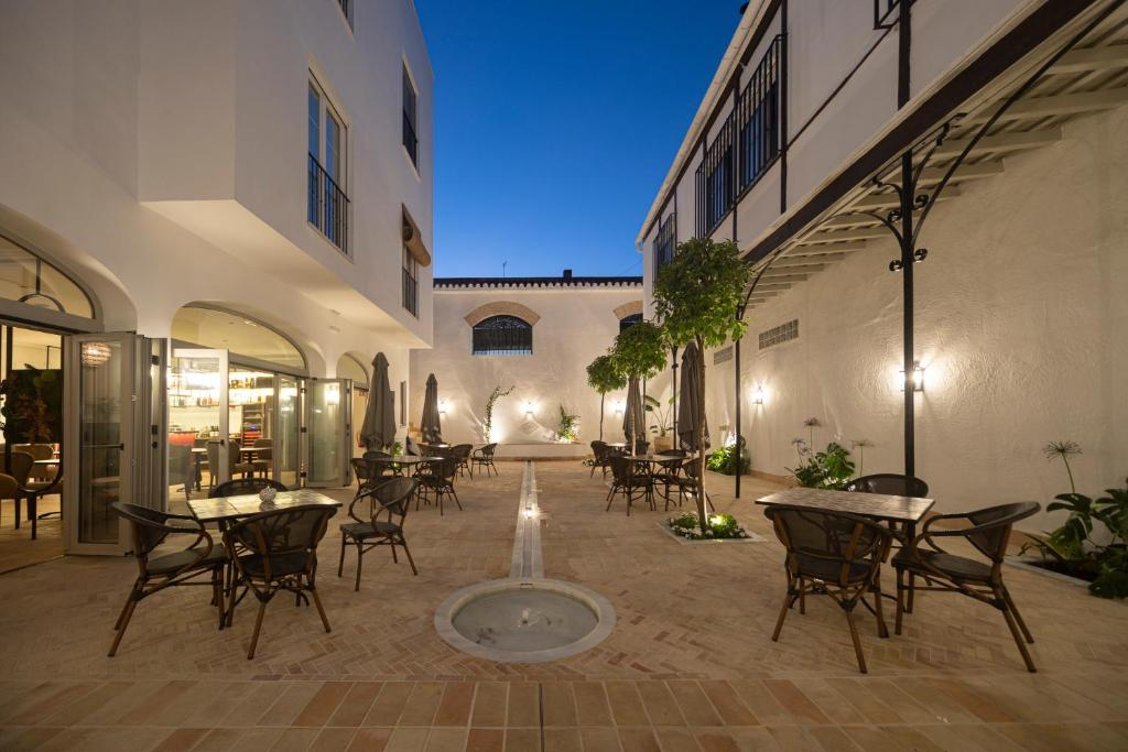 boutique hotels cadiz provinz  27