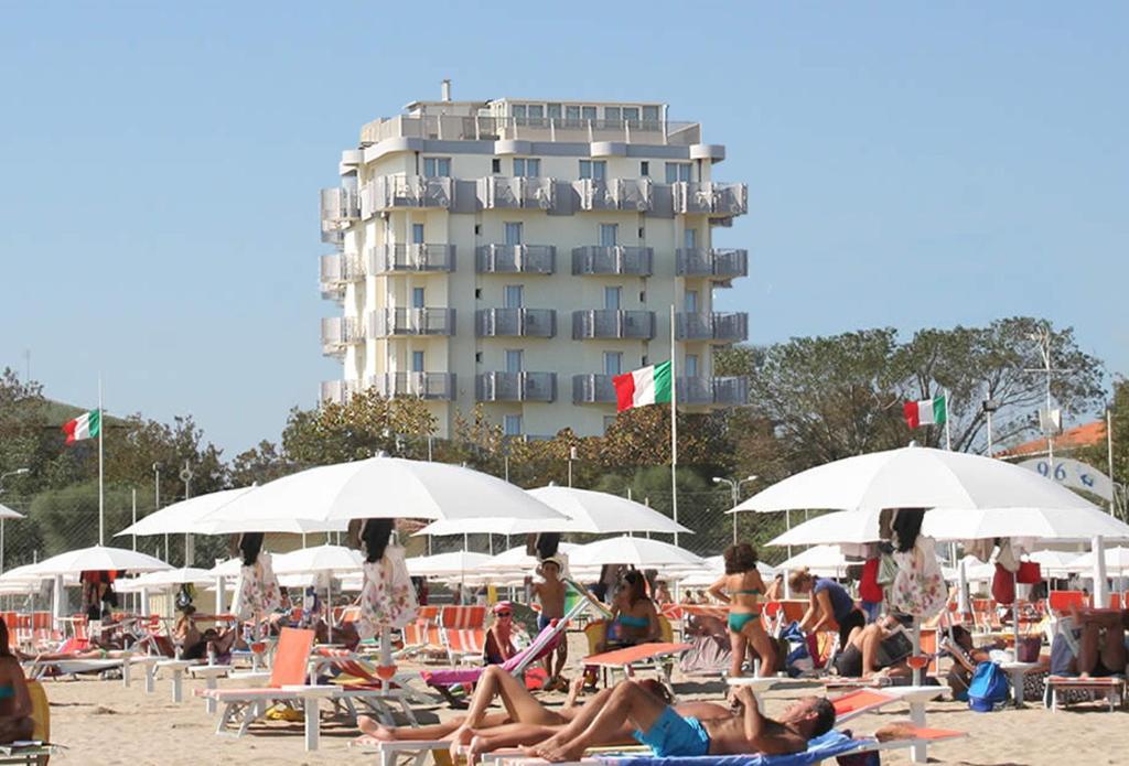 Hotel Grifone Rimini, Italy