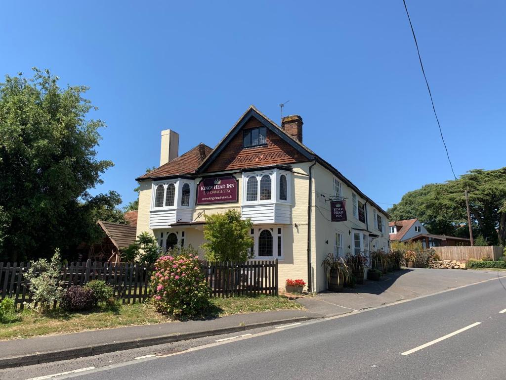 Kings Head Inn in Rye, East Sussex, England