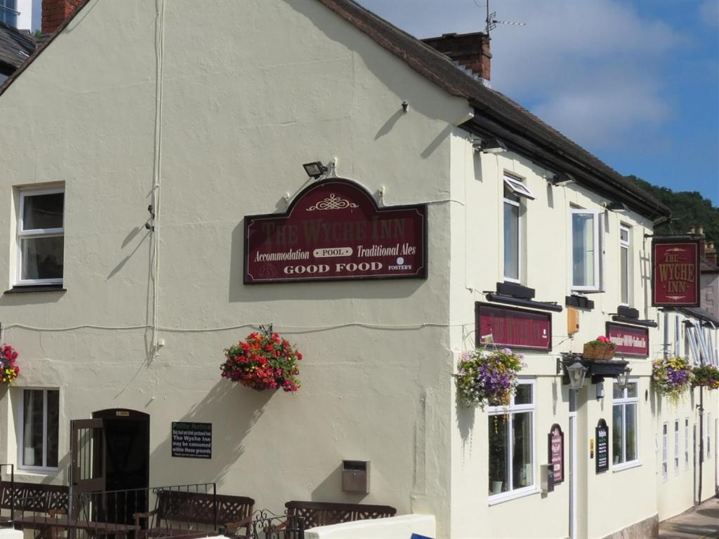 The Wyche Inn in Great Malvern, Worcestershire, England