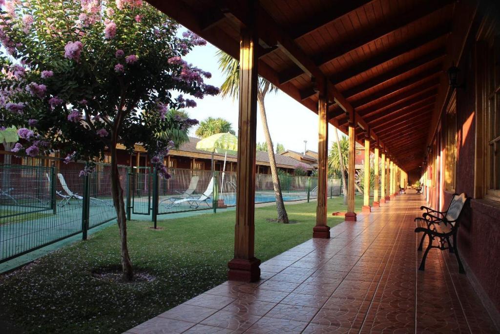 Hotel Punakora Aconcagua