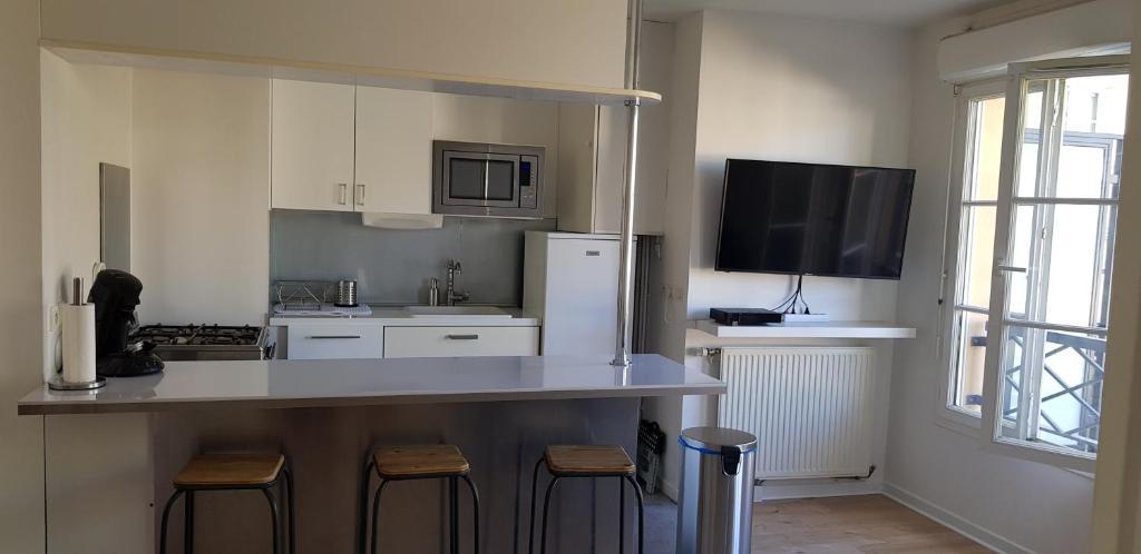 Appartement T2 proximité Gare RER A Paris + DISNEY