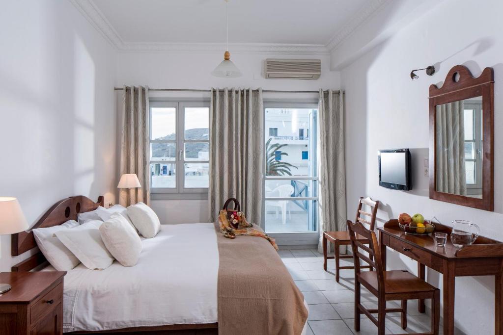 Acteon Hotel Ios Chora, Greece