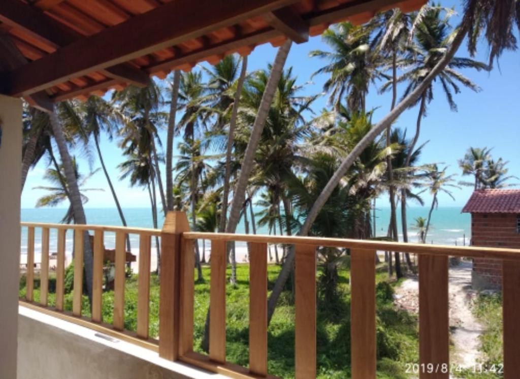 Kitemaison na Praia de Lagoa do Mato/ Casa de frente para o Mar, 100 metros da praia.