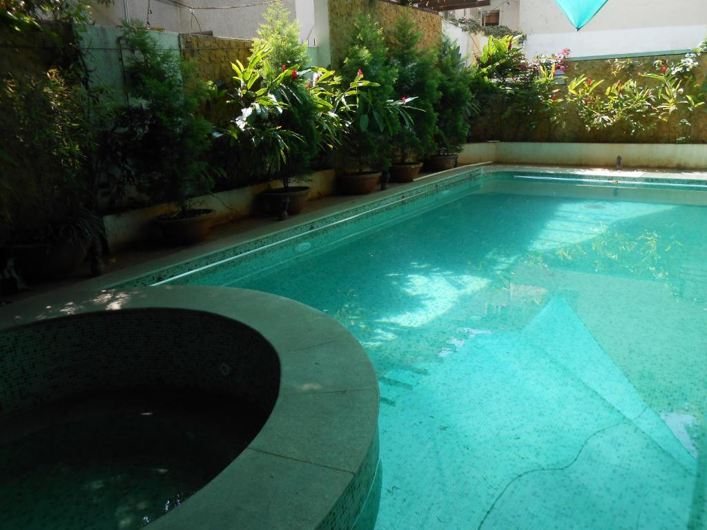 The swimming pool at or close to Brunton Heights Executive Suites