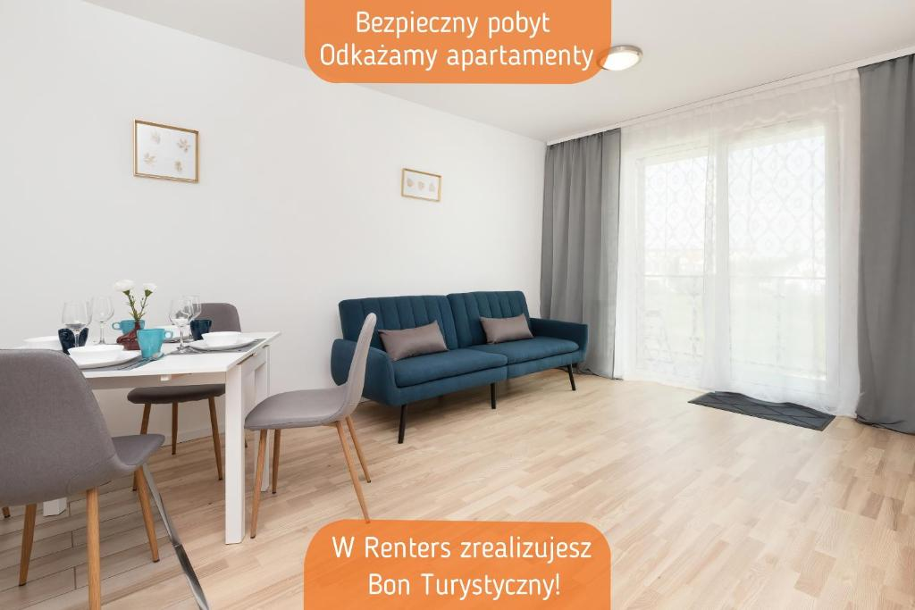 Apartments Św. Brata Alberta by Renters
