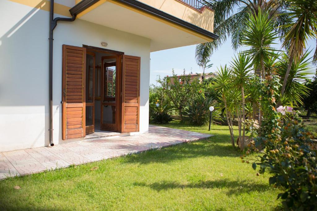Appartamenti con giardino o veranda