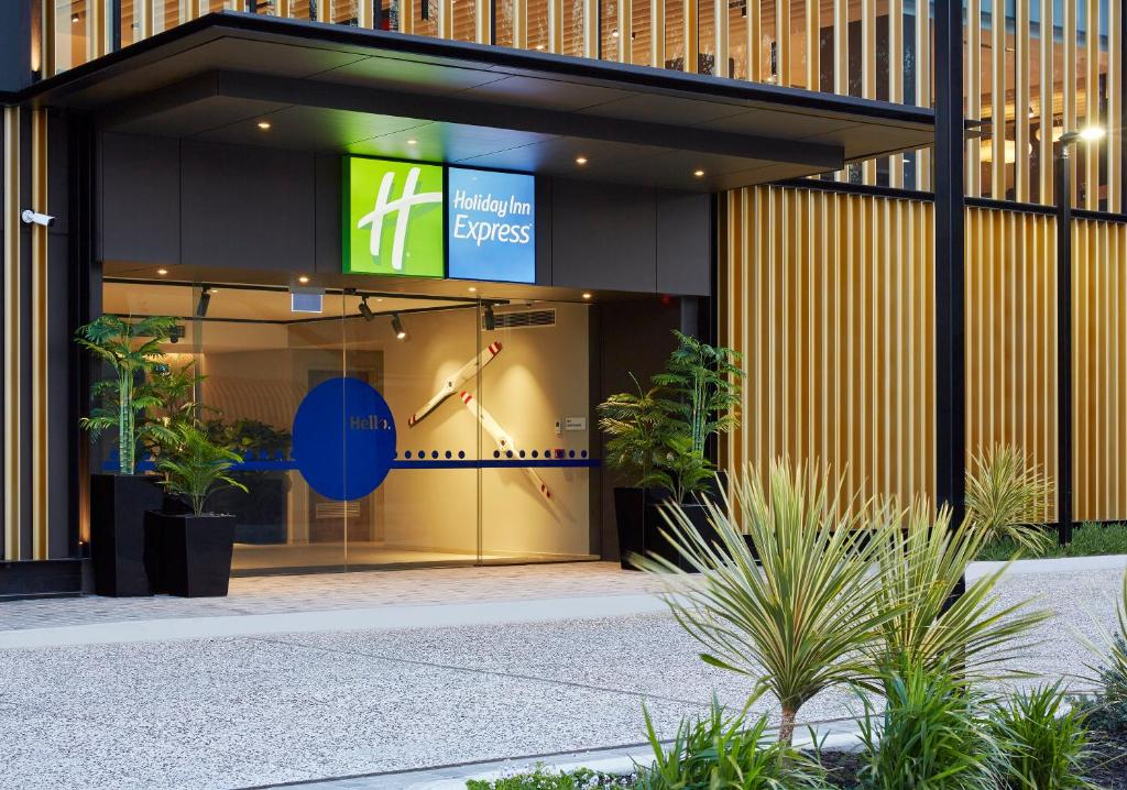 Holiday Inn Express Sydney Airport, Oktober 2020