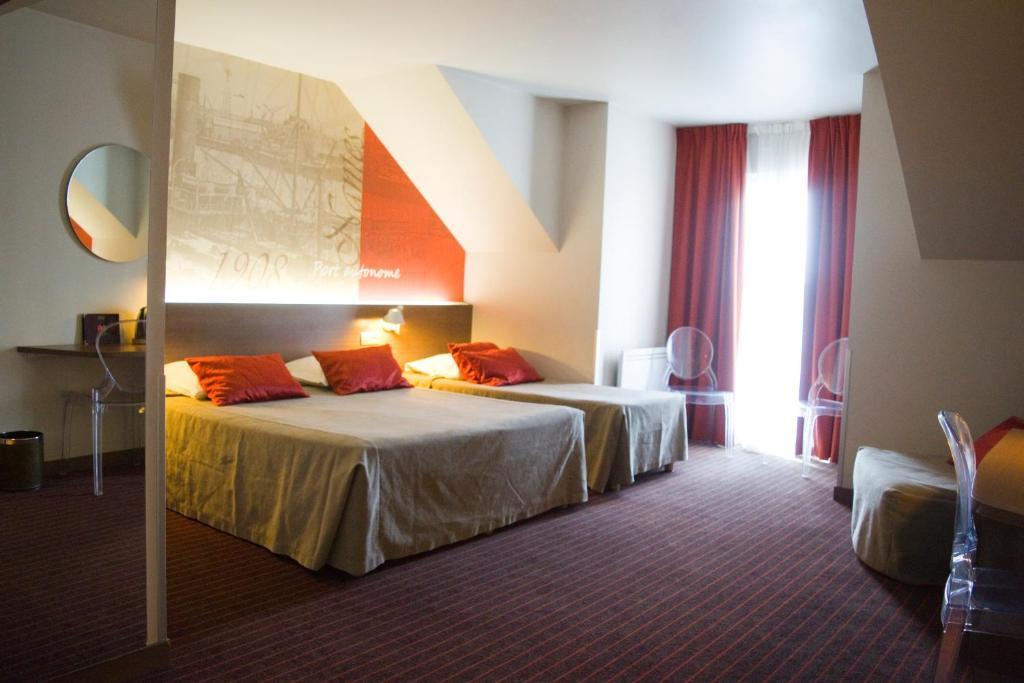 Hotel Amiral Nantes, France