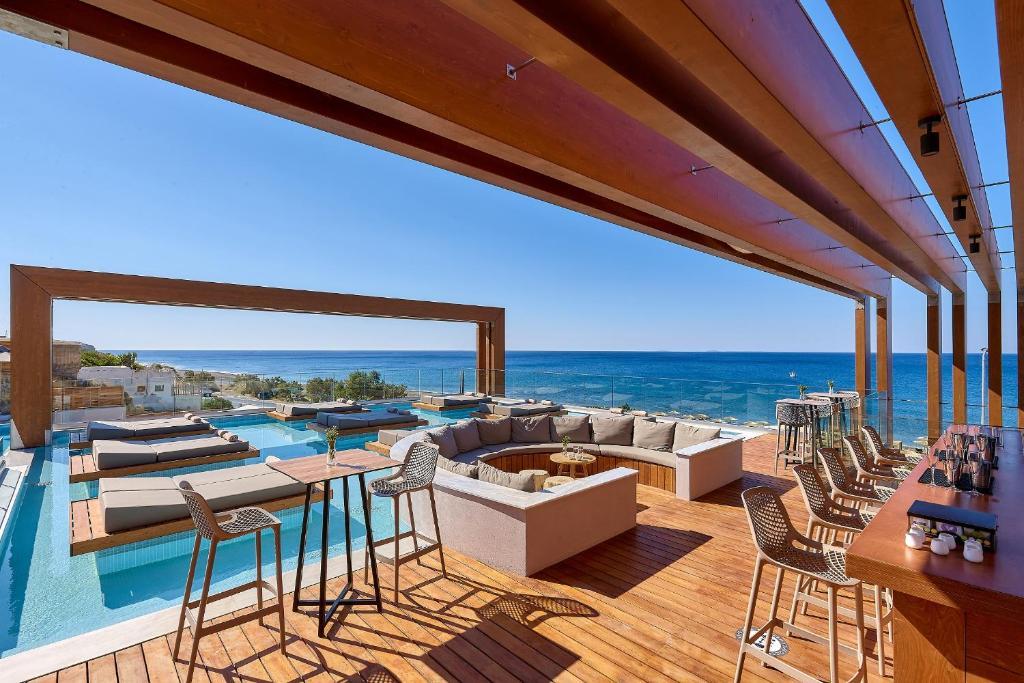 Enorme Santanna Beach, Mai 2020