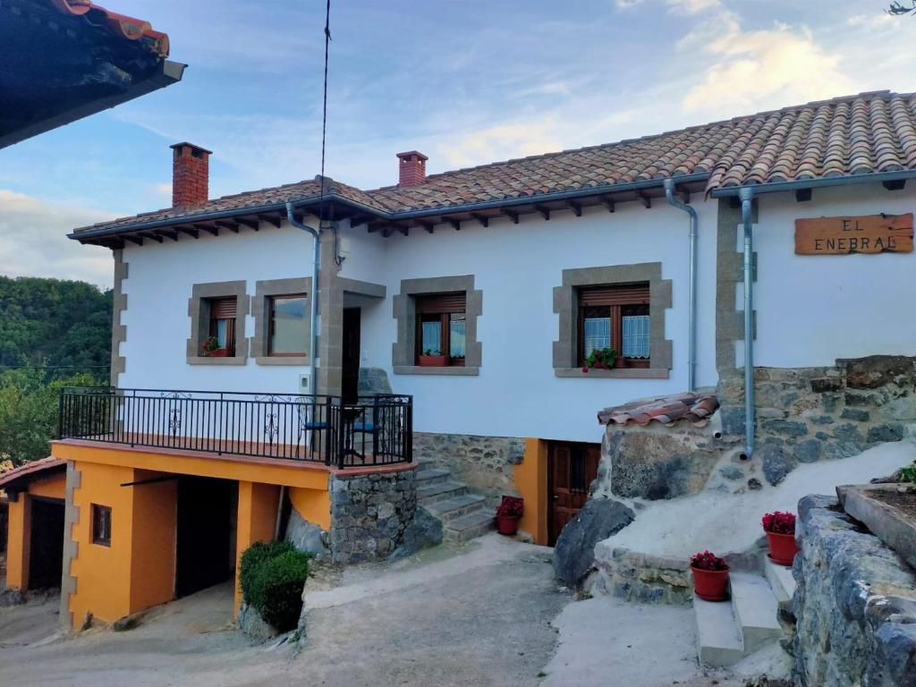 Casa Rural el Enebral en Potes Picos de Euopa