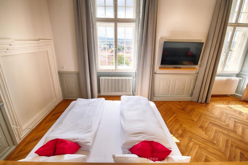 Schlosshotel Horneck Gundelsheim, September 2020