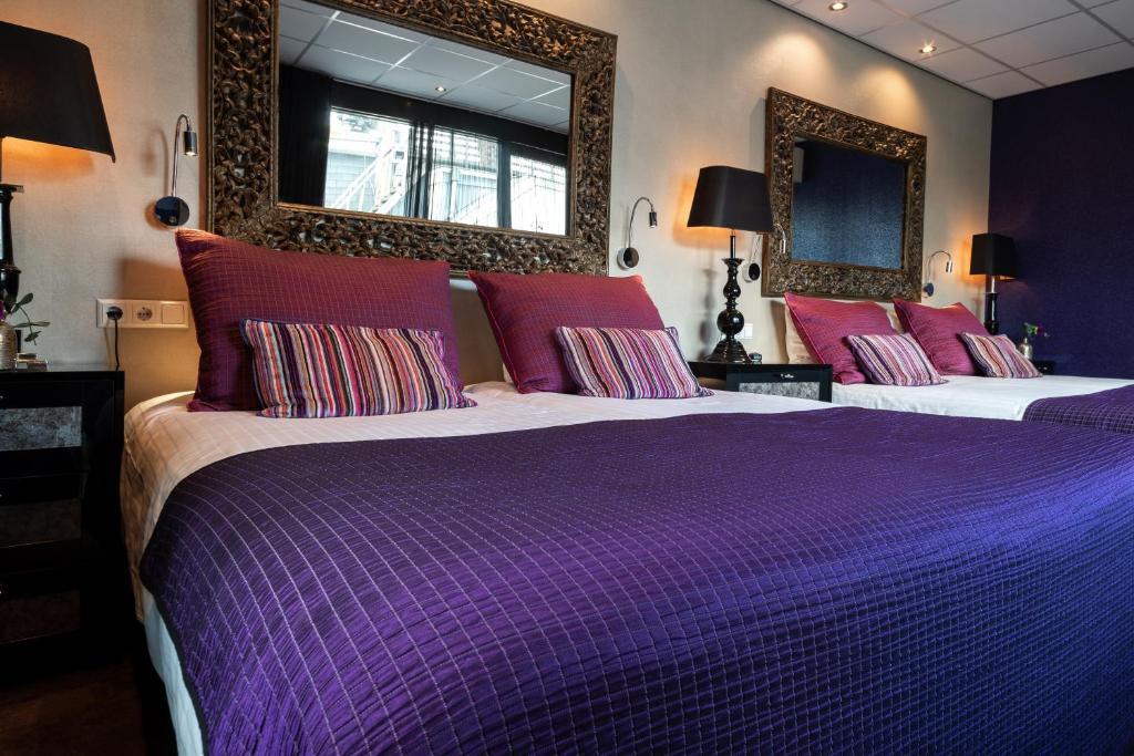 Ein Zimmer in der Unterkunft Hotel Sebastians