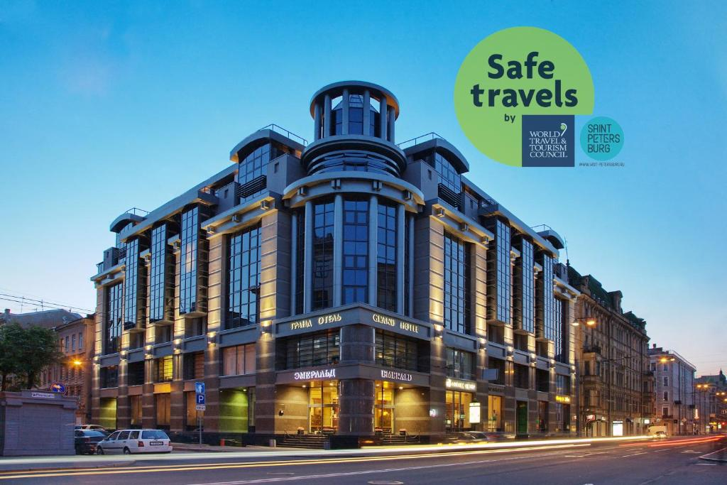 Grand Hotel Emerald Saint Petersburg Updated 2021 Prices