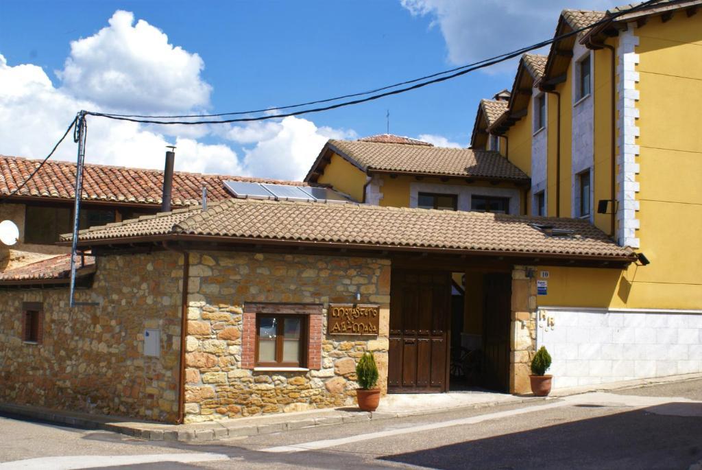 Hotel Rural Monasterio de Ara-Mada Santa Colomba de las Arrimadas, Spain