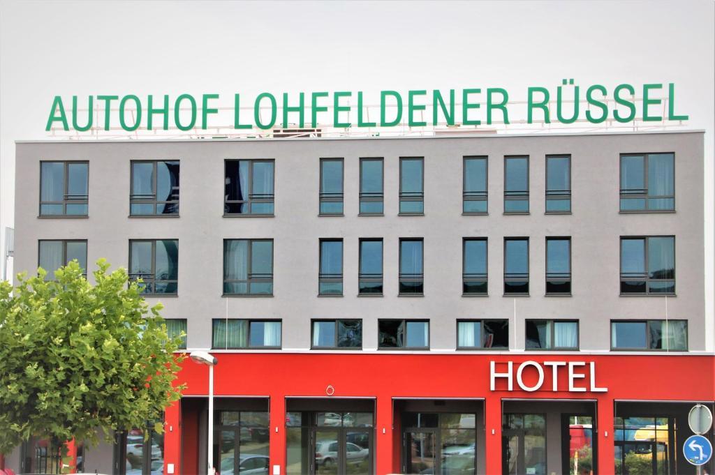 Hotel am Rüssel Autohof Lohfelden, September 2020