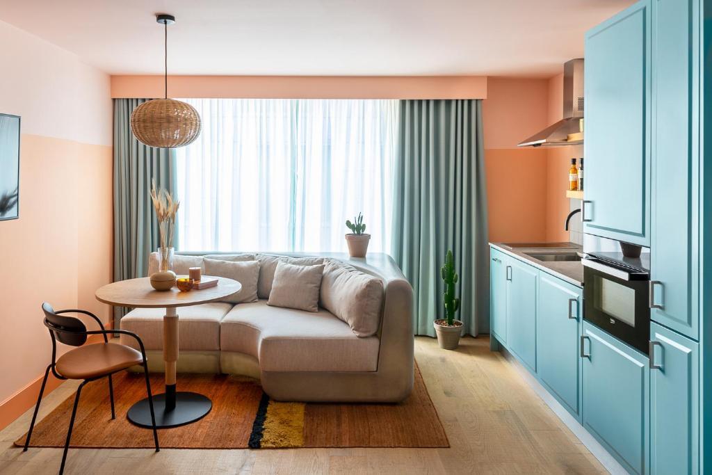 Bermonds Locke Aparthotel London, September 2020