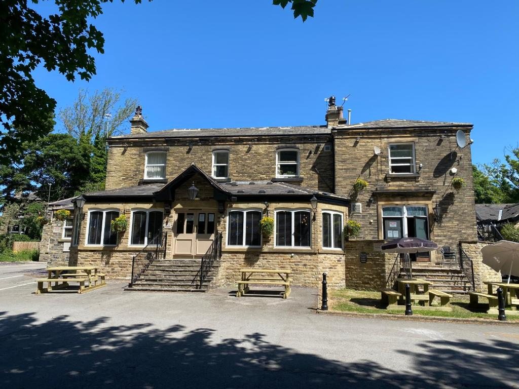 The Liversedge in Liversedge, West Yorkshire, England