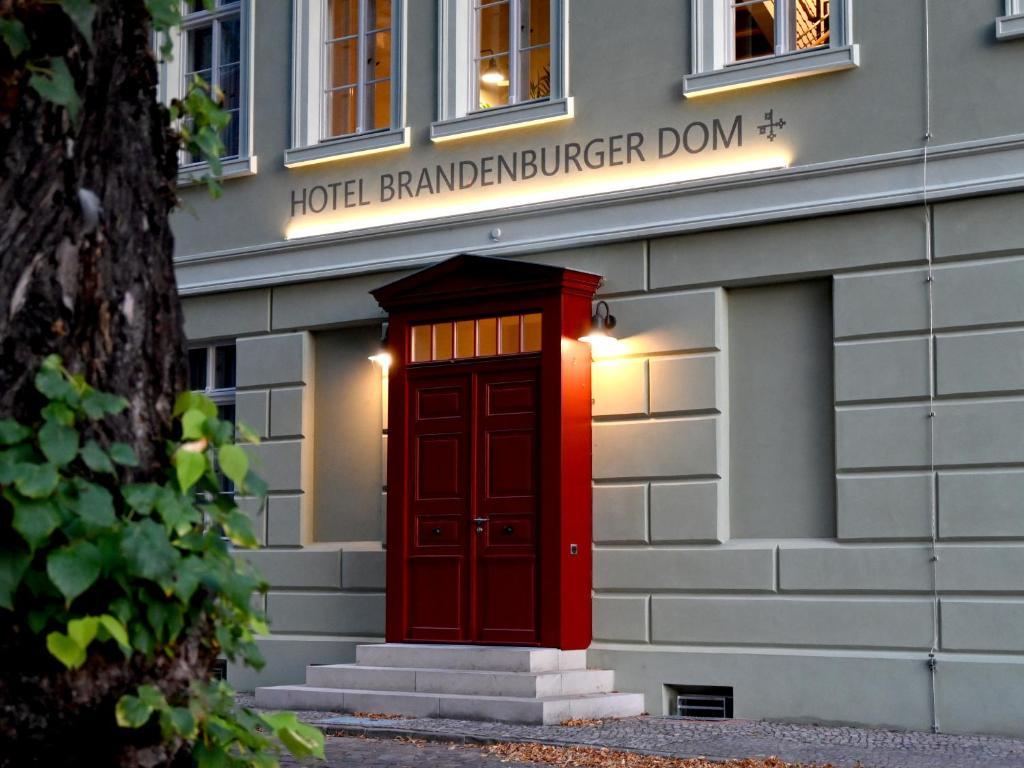 Hotel Brandenburger Dom Brandenburg, August 2020
