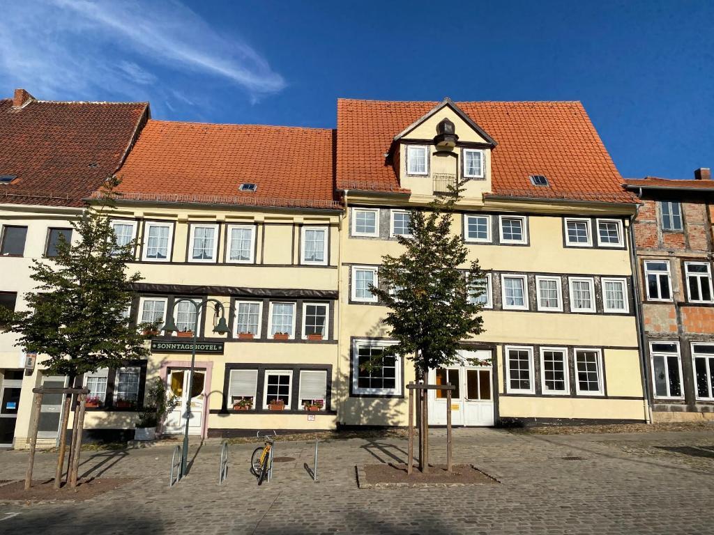Sonntags Hotel Helmstedt, September 2020
