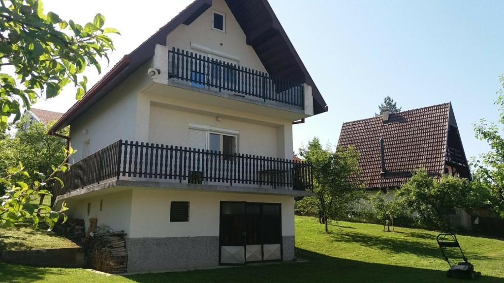 Zlatiborska kuca Dautovac