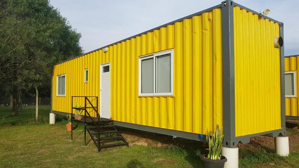 contenedores habitacionales