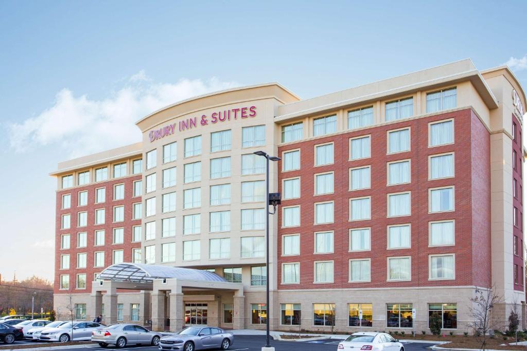 Drury Inn & Suites Charlotte Arrowood