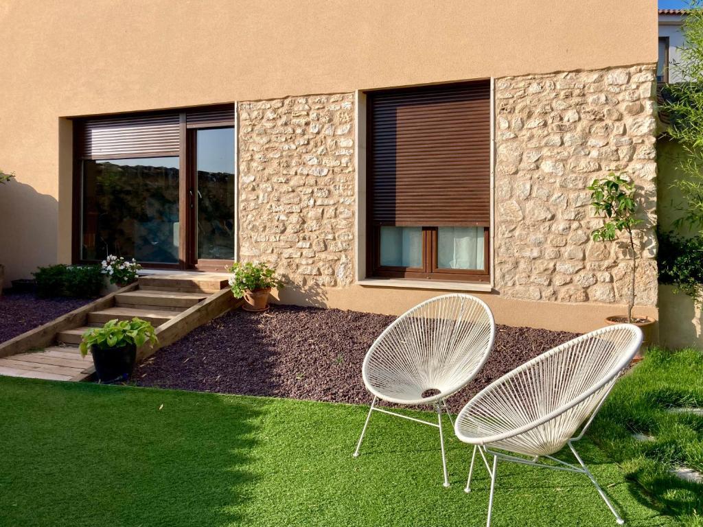 Casa con jardín Ribera del Duero
