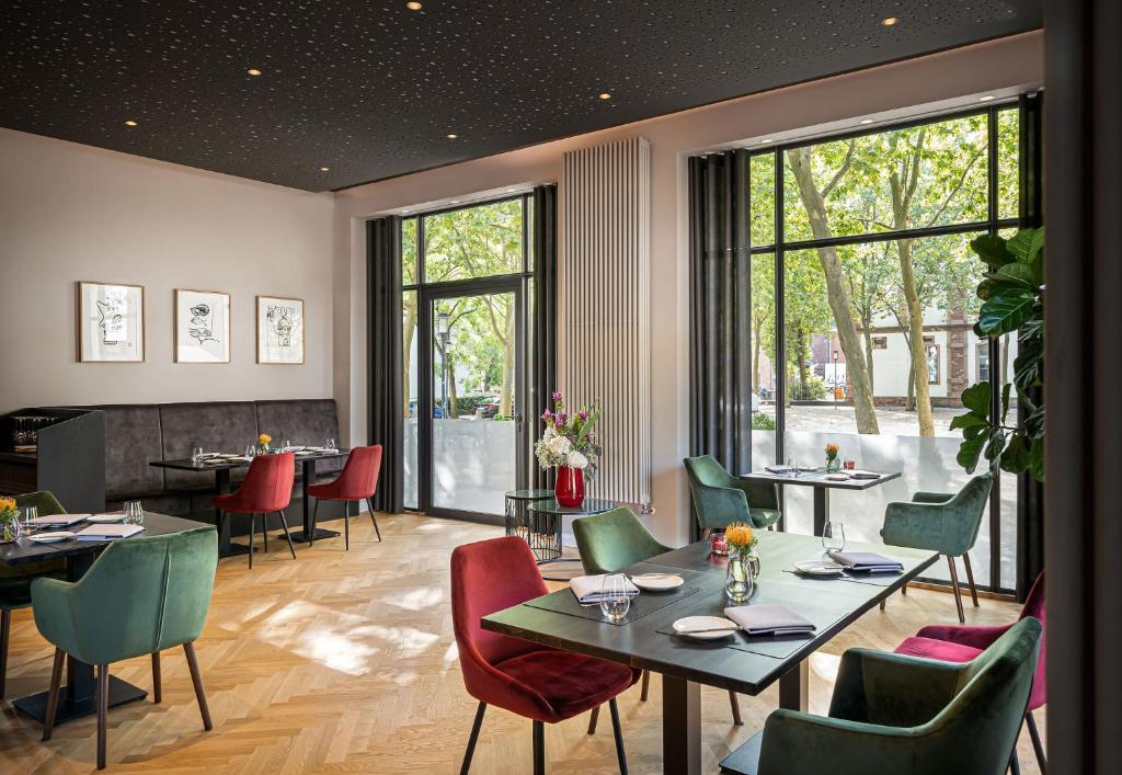 Esplanade Saarbrücken Hotel, August 2020