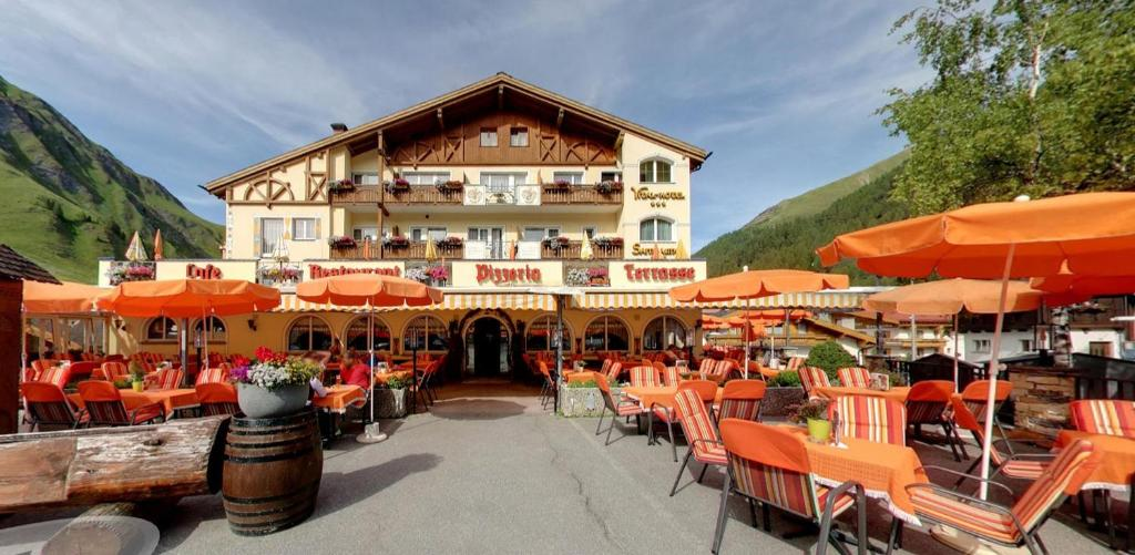 Vital-Hotel Samnaunerhof Superior Samnaun, Switzerland