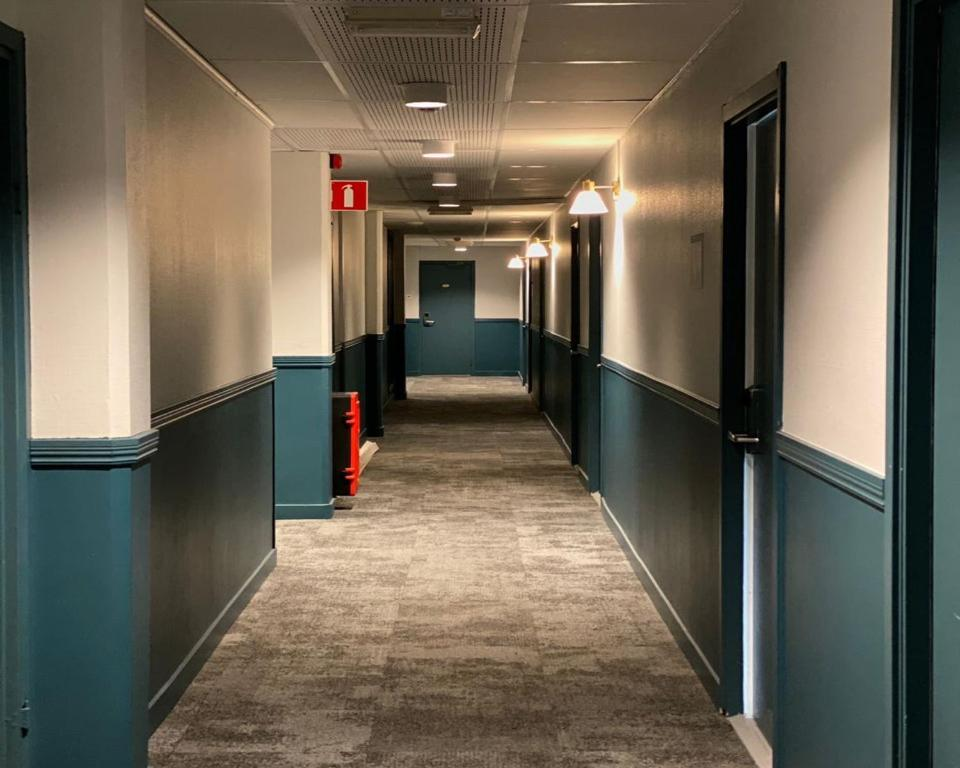 Metro Hotel Stockholm, Sweden