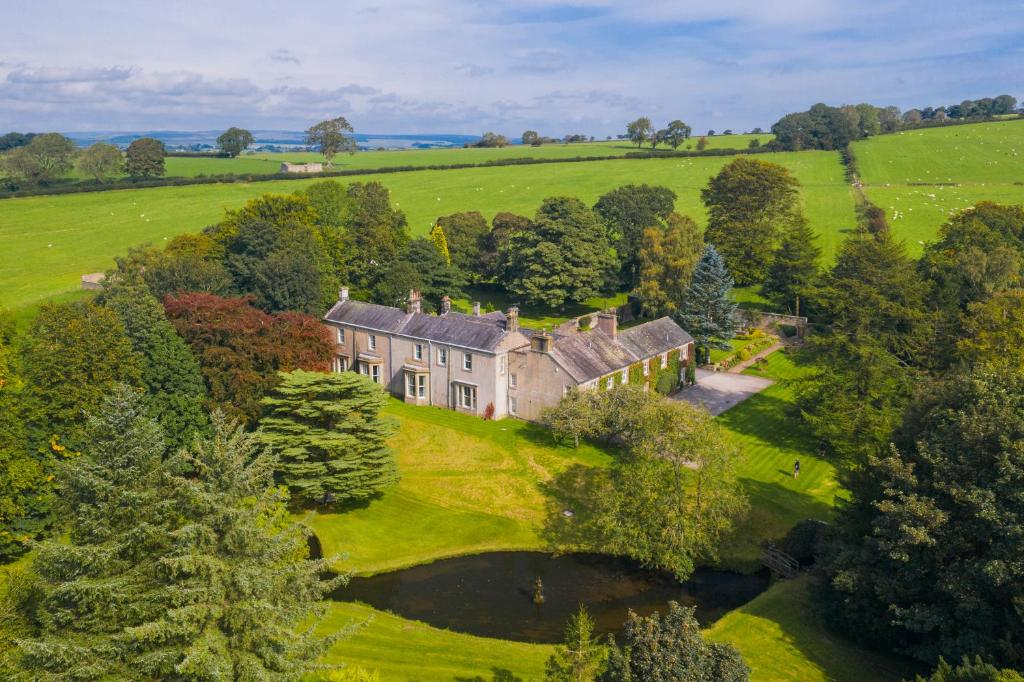 Farlam Hall Country House Hotel in Brampton, Cumbria, England