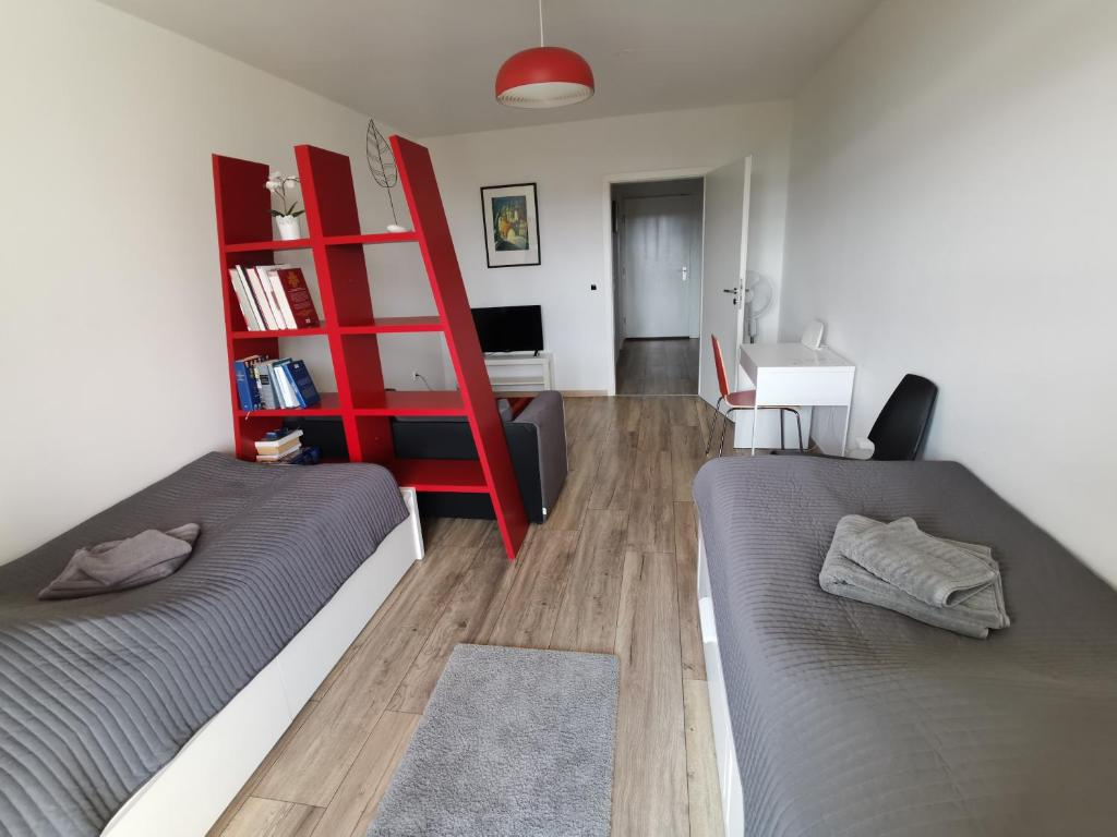 1 Zimmer Appartement In Hannover Bemerode Hannover