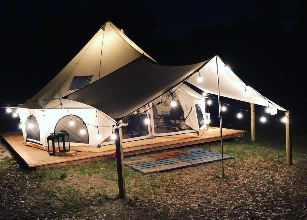 CareFree Camping Lake Louisa