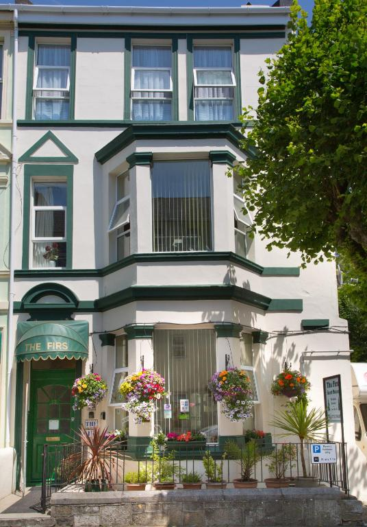 The Firs Guest House in Plymouth, Devon, England
