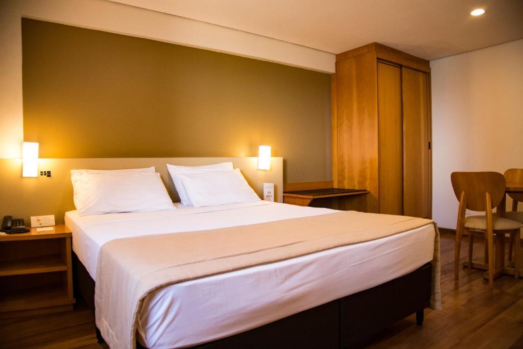A room at Bristol Jangada Fortaleza Hotel