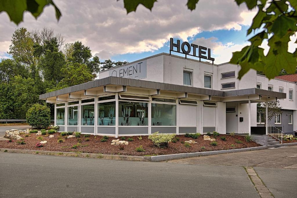 Hotel Clement Ingelheim, Oktober 2020