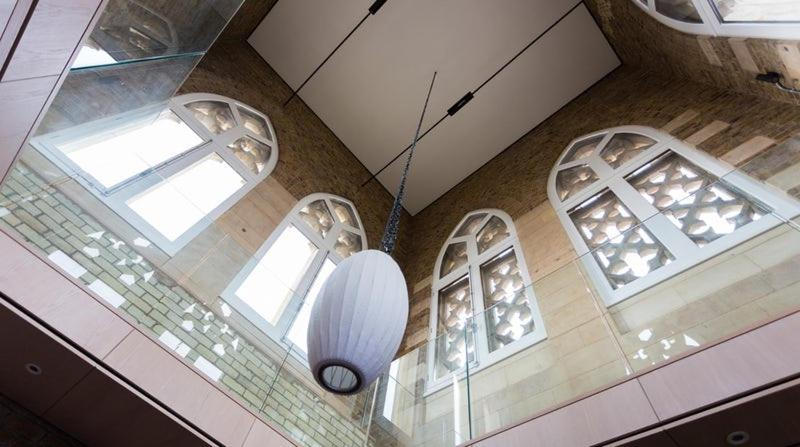 1892 Church Tower Penthouse Conversion