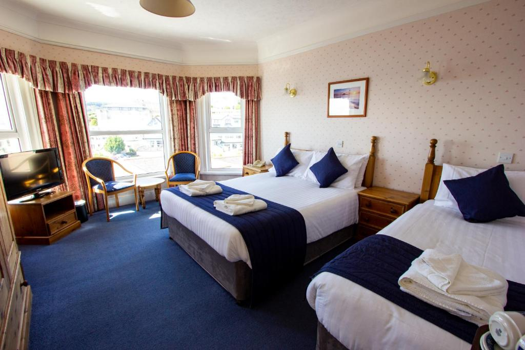 Channel View Hotel in Shanklin, Isle of Wight, England