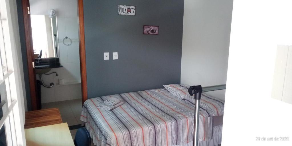 Apartamento Barium - excelente localização, Unesp e Shopping, internet wifi