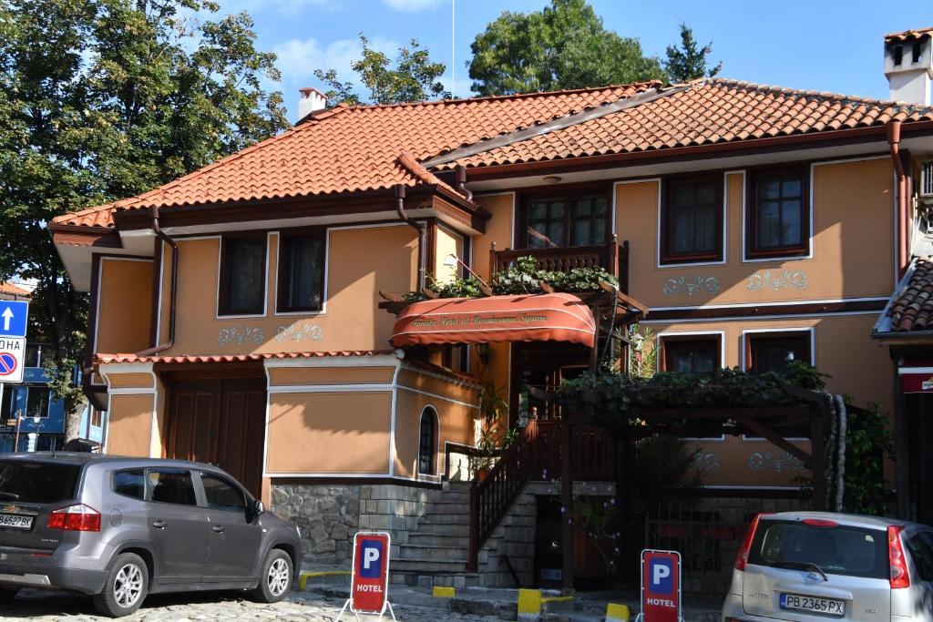 Family Hotel at Renaissance Square Plovdiv, Bulgaria