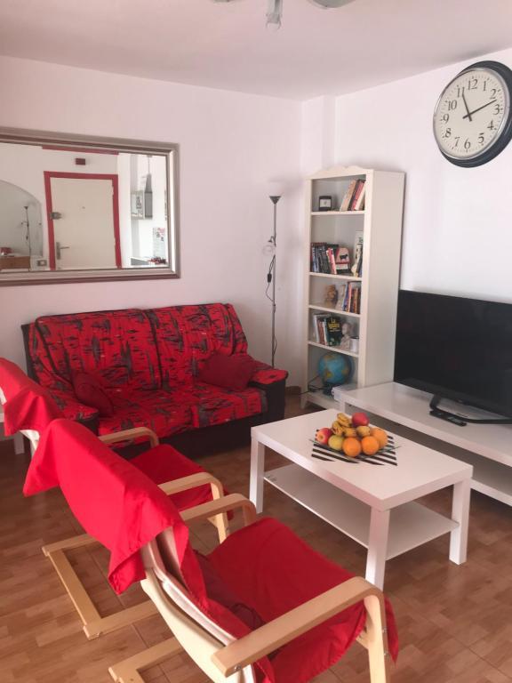 El apartamento de Daniela en Tenerife