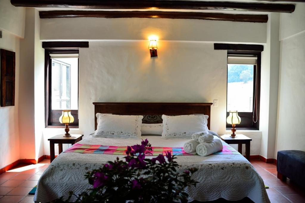 Hotel La Posada De Los Arcángeles