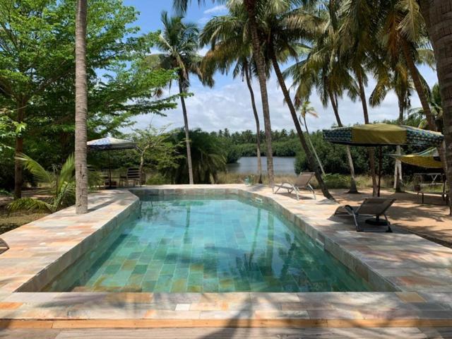 Natura luxury lodge