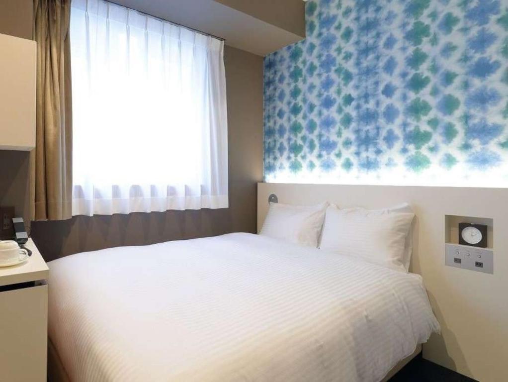 A room at Hotel WBF Namba BUNRAKU
