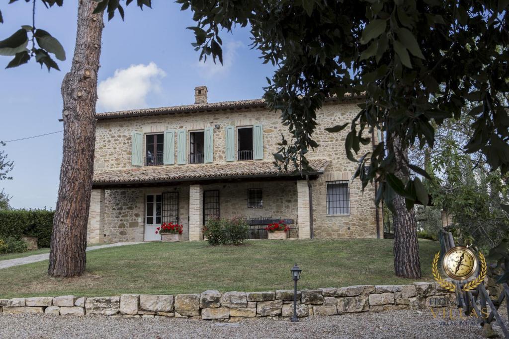 Villa tre Pini, revalue the wonder & peace of nature