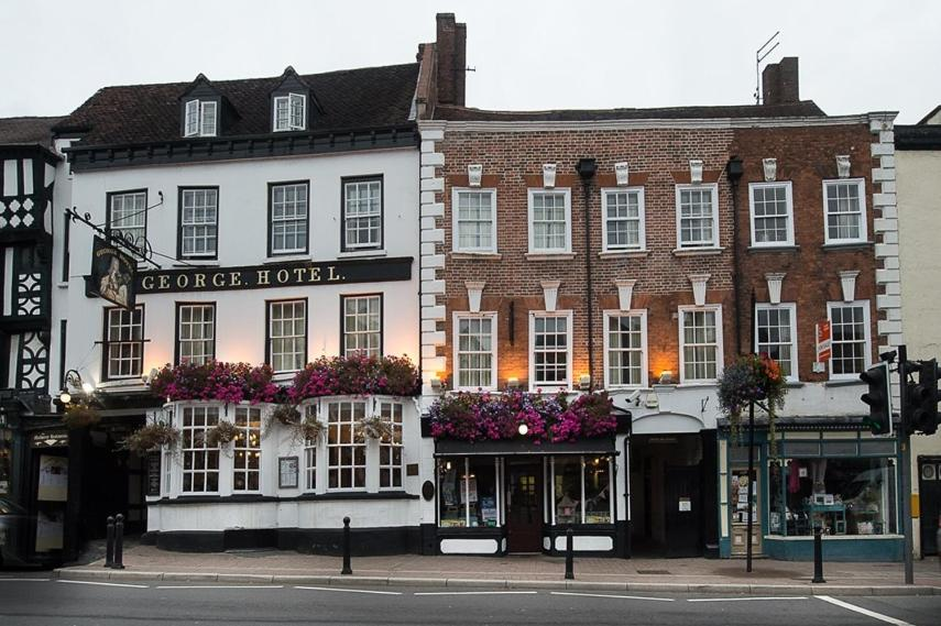 George Hotel in Bewdley, Worcestershire, England